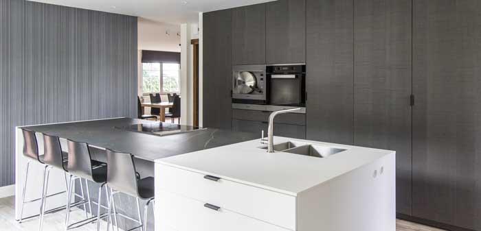 Keukens Moderne Zele : ... - interieurinrichting 100% op maat keuken ...